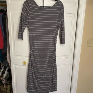 Athleta mid length tee dress, size Medium